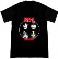 Camiseta Kiss Dynasty