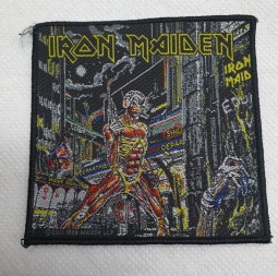 MAIDEN SOMEWHERE IN TIME