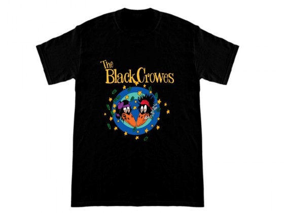 Camiseta Black Crowes