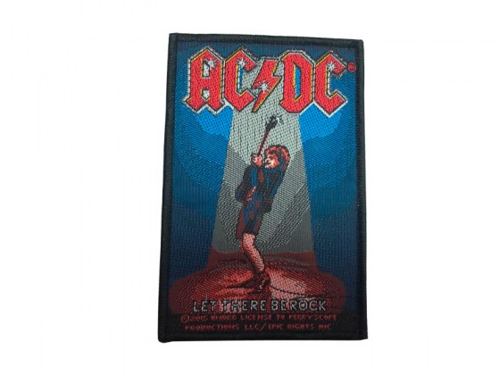 Parche AC/DC Let There Be Rock